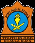 Army Public School Dhaula Kuan - logo