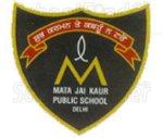 Mata Jai Kaur Public School - logo