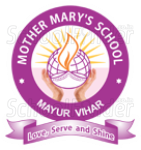 Mother Mary's School Mayur Vihar - logo