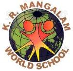 KR Mangalam School - logo