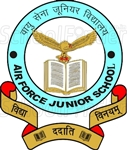 Air Force Senior Secondary School - logo