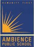 Ambience Public School - logo
