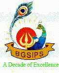 BGS International Public School Dwarka - logo