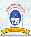 Gurusharan Convent School - logo