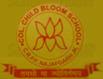 Colonel Child Bloom Public School - logo