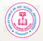 Angels Public School - logo