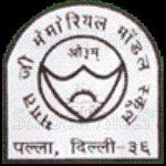 Bhagatji Memorial Model School - logo