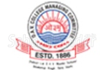 Darbari Lal DAV Model School - logo