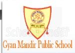 Gyan Mandir Public School - logo