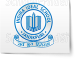 Indira Ideal Senior Secondary School - logo