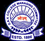 Jhabban Lal DAV Public School - logo