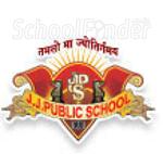 J J Public School - logo