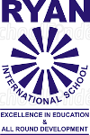 Ryan International School Indore - logo