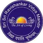 Shri Shri Ravi Shankar Vidya Mandir - logo