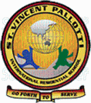 St Vincent Pallotti School - logo