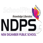 The New Digamber Public School - logo