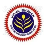 Vidya Bhavan Public School - logo