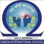 Lalaji Memorial Omega International School - logo