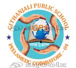 Githanjali Public School - logo