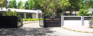 School Gallery for Army Public School Ahmedabad