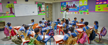 School Gallery for Thakur International School