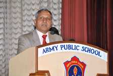 School Gallery for Army Public School Camp