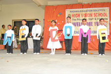 School Gallery for High Vision English Medium School