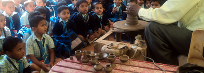 School Gallery for High Vision English Medium School