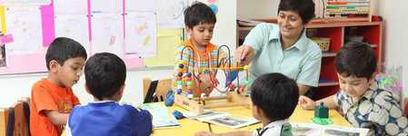School Gallery for Indus International School