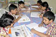 School Gallery for Sri Swami Chinna Jeeyar School Kukatpally