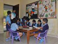 School Gallery for Air Force School Hebbal