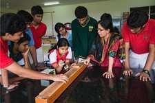 School Gallery for Delhi Public School Jalahalli