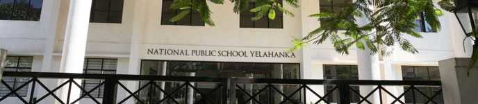 School Gallery for National Public School Yelahanka