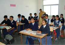 School Gallery for J J Public School